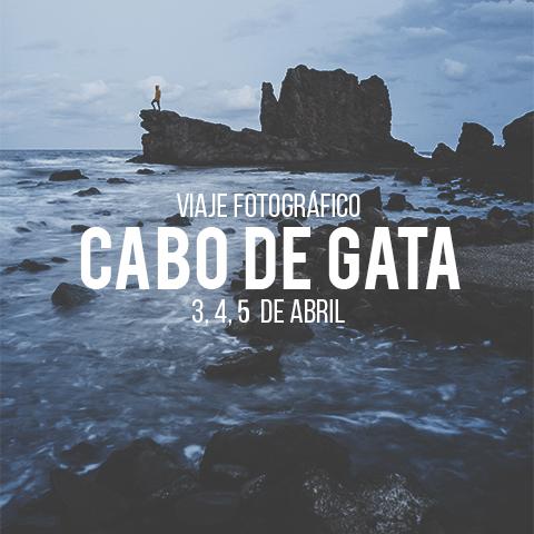 viaje fotográfico Cabo de Gata Almeria