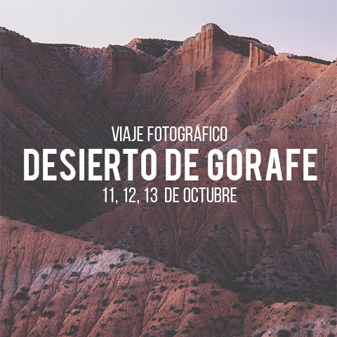 viaje fotográfico Gorafe Granada