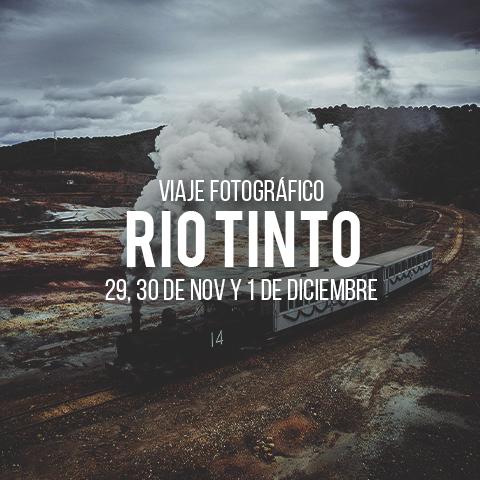 viaje fotográfico Rio Tinto Huelva