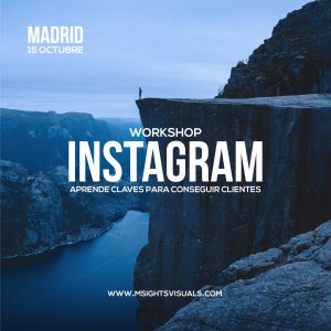 workshop instagram madrid